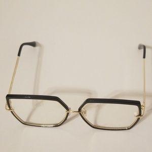Accessories - Black glasses